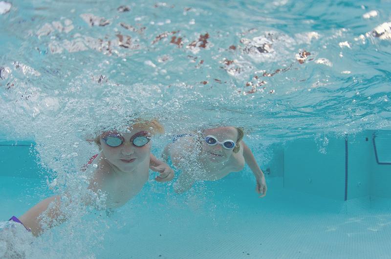 YAMW, swimming