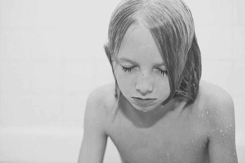 wc, portrait